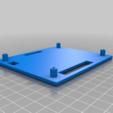 6a2b3df13bfaef9c980695678ad70c8d.png Download free STL file Display cases for Ender 3 and BIGTREETECH TFT35 V1.2 control panel TFT 3.5 v2 • 3D print model, michal0082