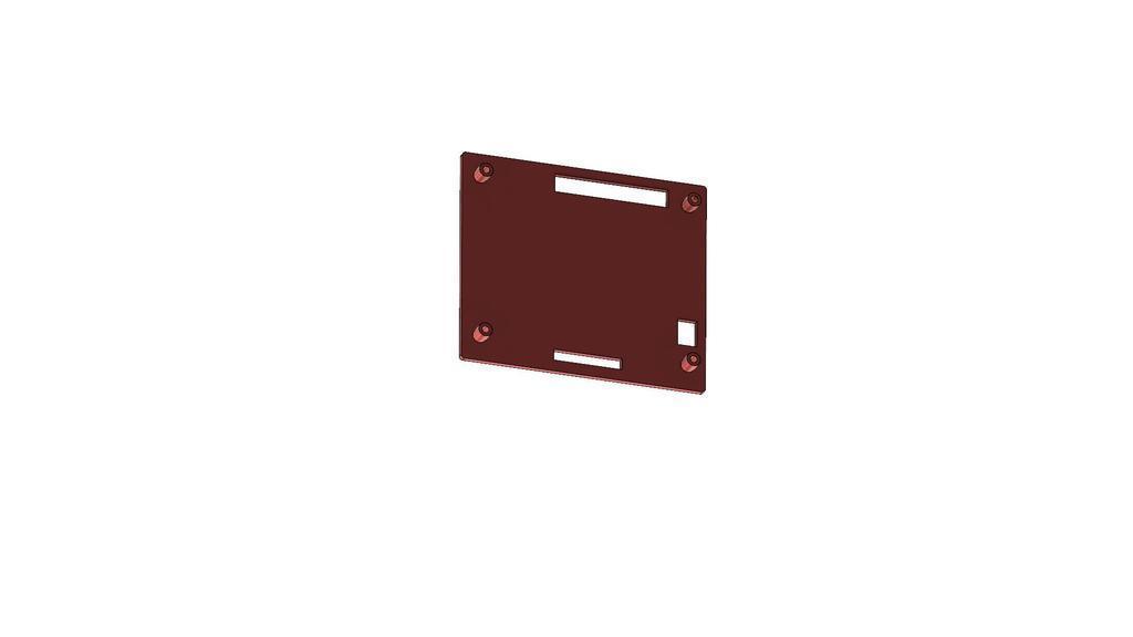 SKR_display_v3.jpg Download free STL file Display cases for Ender 3 and BIGTREETECH TFT35 V1.2 control panel TFT 3.5 v2 • 3D print model, michal0082