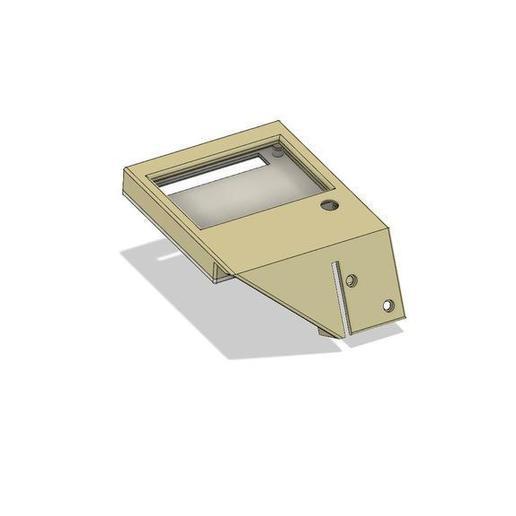 Ender_3_display_v1.jpg Download free STL file Display cases for Ender 3 and BIGTREETECH TFT35 V1.2 control panel TFT 3.5 v2 • 3D print model, michal0082