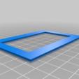 b250a20770fe82d7703ad1dd29cb36bc.png Download free STL file Display cases for Ender 3 and BIGTREETECH TFT35 V1.2 control panel TFT 3.5 v2 • 3D print model, michal0082
