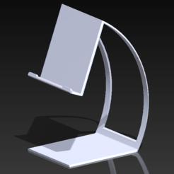 Télécharger plan imprimante 3D Support pour Smartphone, hugo-danielian