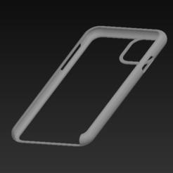 Télécharger objet 3D Coque Iphone 11 Bumper, hugo-danielian
