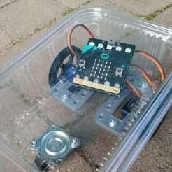 IMG_20200426_174227.jpg Télécharger fichier STL gratuit Soutien aux servomoteurs • Modèle à imprimer en 3D, jeek25