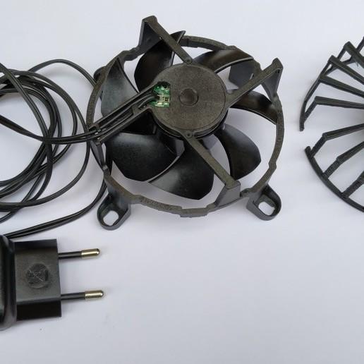 Rasp4_35.jpg Télécharger fichier STL gratuit Etui Pi 4 framboise pour ventilateur • Design pour imprimante 3D, jeek25