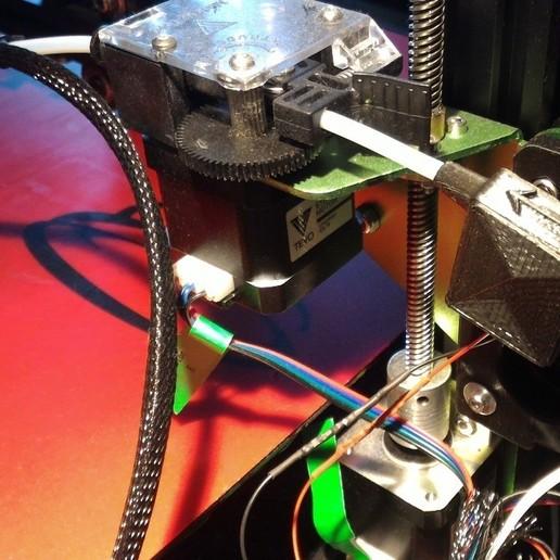 01.jpg Download free STL file Filament sensor • Template to 3D print, jeek25