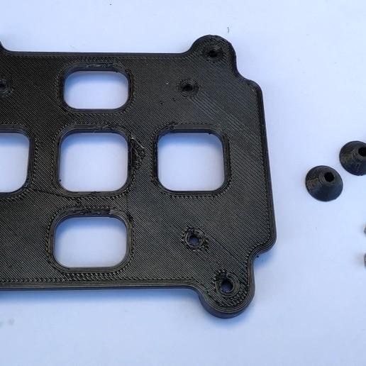 Rasp4_29.jpg Télécharger fichier STL gratuit Etui Pi 4 framboise pour ventilateur • Design pour imprimante 3D, jeek25