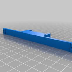 Download free 3D printer designs rail mount psu, herrkleine