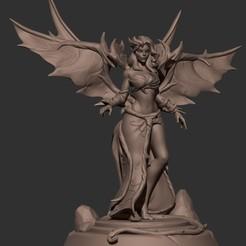 Descargar STL Blackthorn Morgana (Liga de leyendas), Kside