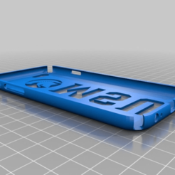 Download free 3D printing models Custom Iphone 6S Michigan State Phone Case, mmjames