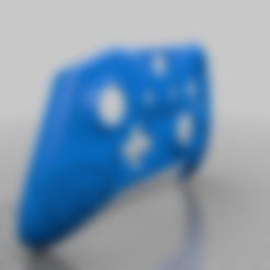 the_division_controller.stl Télécharger fichier STL gratuit Xbox One S Custom Controller Shell : L'édition de la division • Plan pour impression 3D, mmjames