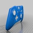 Darth_Vader_Controller.png Télécharger fichier STL gratuit Xbox One S Custom Controller Shell : Dark Vador Edition • Modèle pour imprimante 3D, mmjames