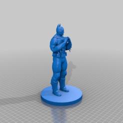 Descargar modelos 3D gratis Yo <3 Batman, mmjames