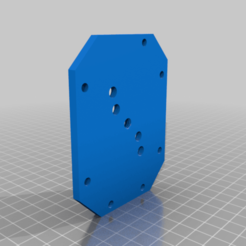 Download free 3D model Custom Laser Mount v1, mmjames
