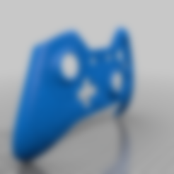 pattern_controller_4.stl Download free STL file Xbox One S Custom Controller Shell • Design to 3D print, mmjames