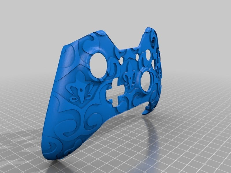 57f023b4773de0d628cb17f0da00e595.png Download free STL file Xbox One S Custom Controller Shell • Design to 3D print, mmjames