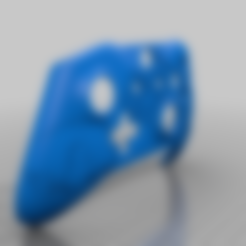 Download free STL file Xbox One S Custom Controller Shell: Red Dead Redemption Edition • 3D printing design, mmjames