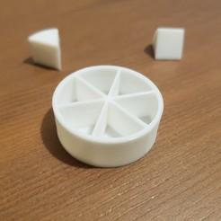 Télécharger fichier imprimante 3D gratuit Pïeces Trivial Pursuit, stephsm