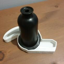 20210123_102357.jpg Download STL file Robot blade cover KENWOOD FDM30 • 3D printing model, stephsm