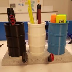20191207_043302.jpg Télécharger fichier STL Pots à crayons • Plan pour impression 3D, stephsm