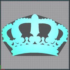 Descargar diseños 3D Corona - corona, tuningboy