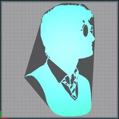 Download STL Harry Potter - 2D, tuningboy