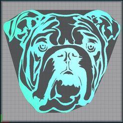 Capture.JPG Download STL file bulldog english bulldog - english bulldog • 3D printing template, tuningboy