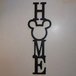 IMG_20200815_223030.jpg Télécharger fichier STL Mickey Home • Plan à imprimer en 3D, tuningboy