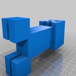 Creeper.png Télécharger fichier STL gratuit Minecraft Creeper • Objet à imprimer en 3D, iainwillis