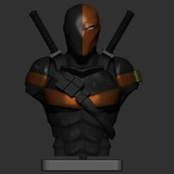 Captura de pantalla 2021-01-05 a las 5.37.56.jpg Télécharger fichier OBJ Buste de la mort • Plan à imprimer en 3D, IceWolf11