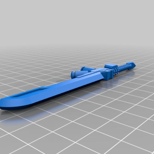 LongSeer_Morning_Sword_L_Hand.png Télécharger fichier STL gratuit L'épée du matin du Long Seer • Plan imprimable en 3D, buckhedges