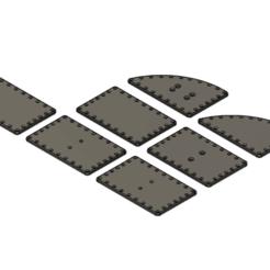 Télécharger fichier STL Plaques Tatami-Do • Plan à imprimer en 3D, buckhedges