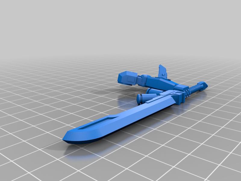 LongSeer_L_Arm___Morning_Sword_.png Télécharger fichier STL gratuit L'épée du matin du Long Seer • Plan imprimable en 3D, buckhedges