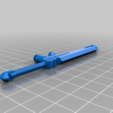 Télécharger fichier STL gratuit L'épée du matin du Long Seer • Plan imprimable en 3D, buckhedges