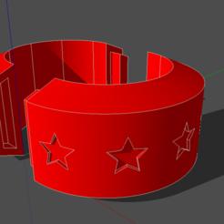 guantelete.png Download OBJ file Dueling Gauntlet • 3D print model, Maty_Spieler