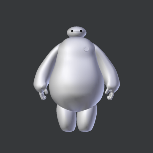 BR1.png Download free STL file BAYMAX PRO [FREE DOWNLOAD] • 3D printer model, shadersinc