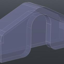 Download free STL Trabita para eje de Makerparts 1, raulrrojas