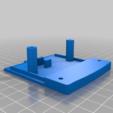 Download free STL file 90 degree kalop light switch enclosure • 3D print template, raulrrojas
