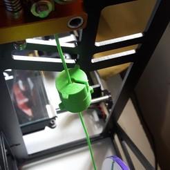 Descargar archivos 3D gratis Otra cosa de limpieza de filamentos, raulrrojas