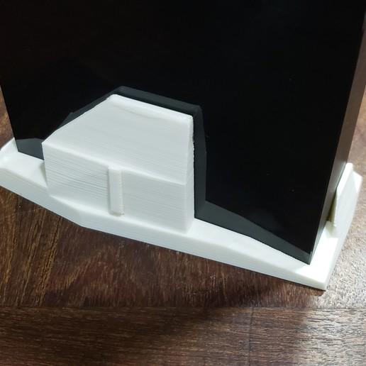 2019-07-29_07.41.19-1.jpg Download free STL file Seagate NAS vertical stand • 3D printer object, raulrrojas