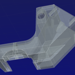Download free STL Makerparts layer cooler for 3 x 3 cm fan, raulrrojas