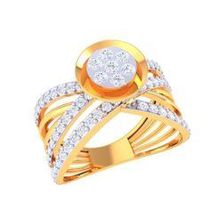 Descargar modelos 3D para imprimir anillo diamante, eldogery