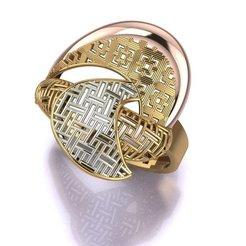 ring 39.jpg Télécharger fichier STL coup de téléphone • Modèle imprimable en 3D, eldogery