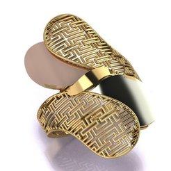 ring 41.jpg Télécharger fichier STL coup de téléphone • Modèle imprimable en 3D, eldogery