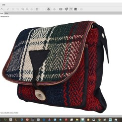 Screenshot (265).jpg Download OBJ file Purse Hand Bag • 3D printer object, gunoghlu