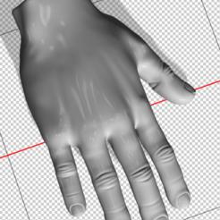 Captura de Pantalla 2020-09-18 a la(s) 13.23.44.png Download OBJ file Arm • 3D printable design, mdesing