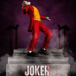 Télécharger modèle 3D Joker, CreationsRC