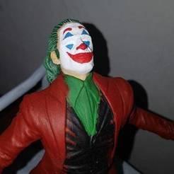 Download STL files Joker, CreationsRC