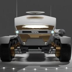 TOYOTA1.jpg Télécharger fichier OBJ Mars Toyota Rover Space • Objet pour imprimante 3D, EB-DESIGN-3D