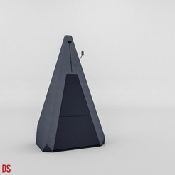 Download free 3D printing designs SIRI ROBOT from LOVE, DEATH AND ROBOTS , designstation97