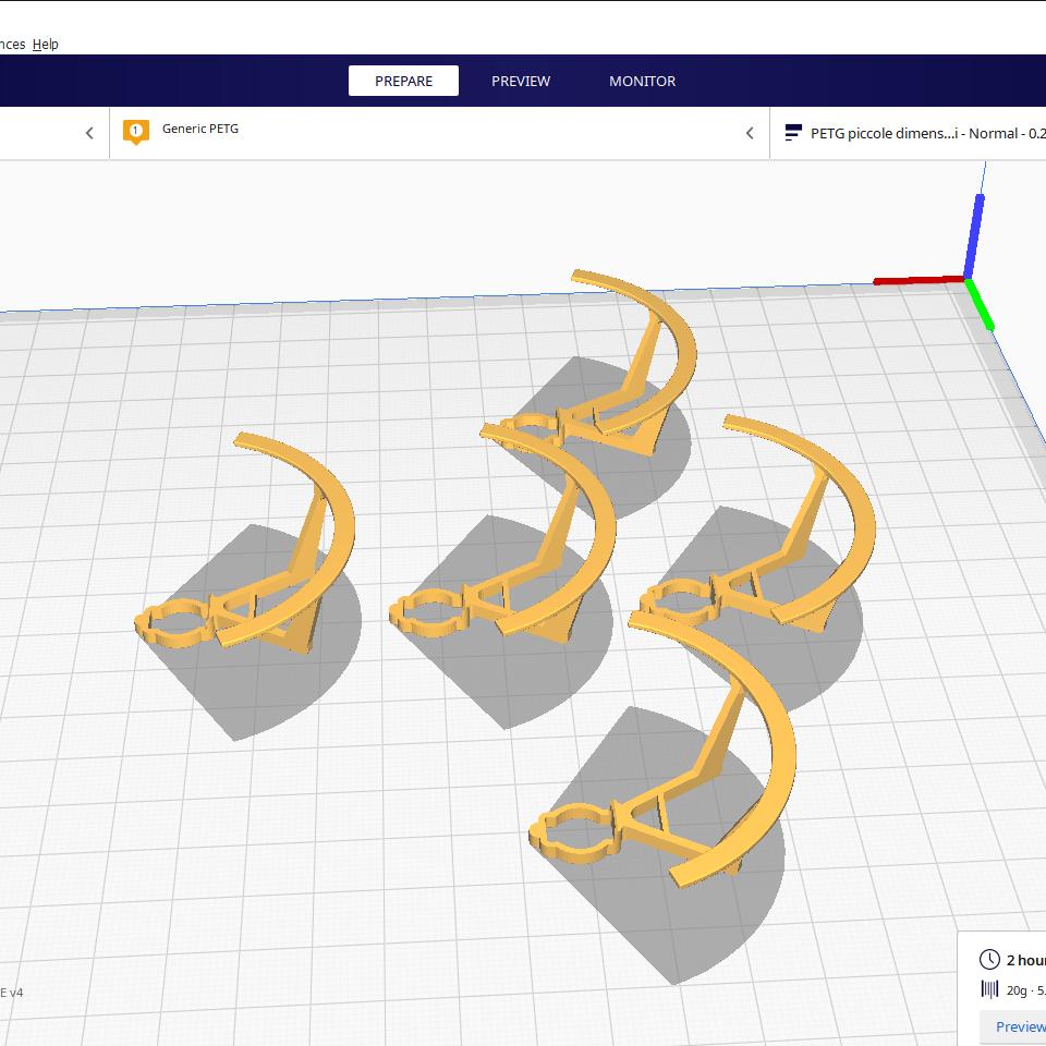Ultimaker Cura 21_04_2020 13_51_30.png Télécharger fichier STL gratuit EACHINE E61H Mini Drone copriventola • Objet pour impression 3D, Torretv8